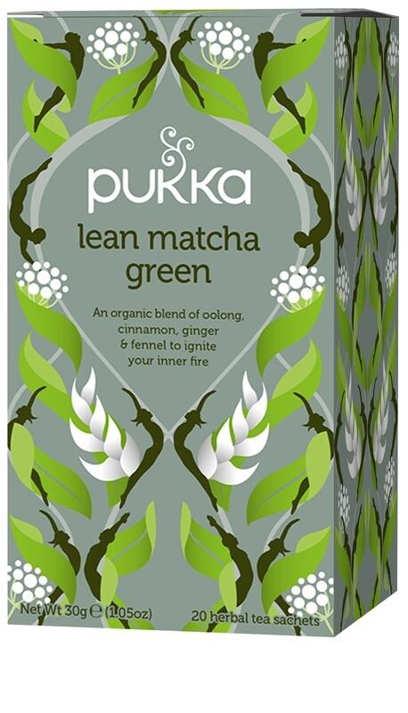 Pukka Lean Matcha Green