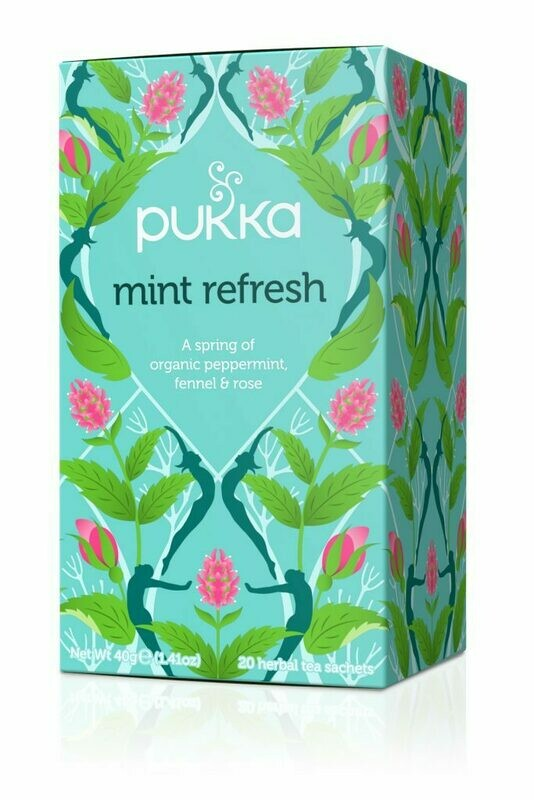 Pukka Mint Refresh