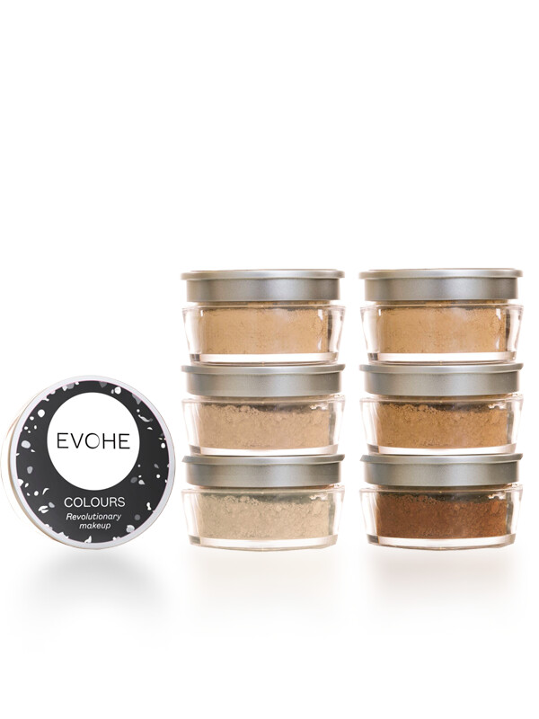 Evohe Colours Mineral Makeup