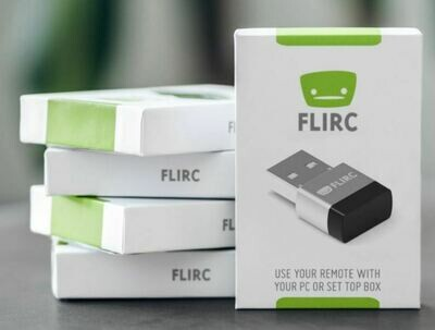 Flirc USB V2.  Control devices using ANY Remote.