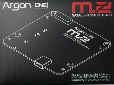 Argon ONE M.2 Expansion Board (For ALL Argon One Cases)