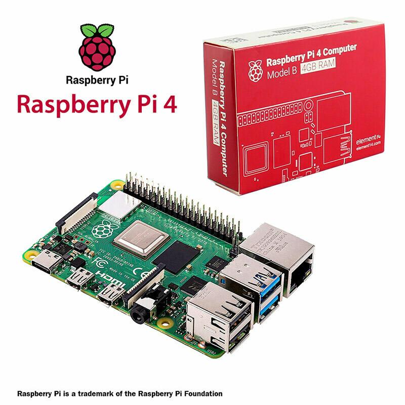 Raspberry Pi 4 - 4gb Version
