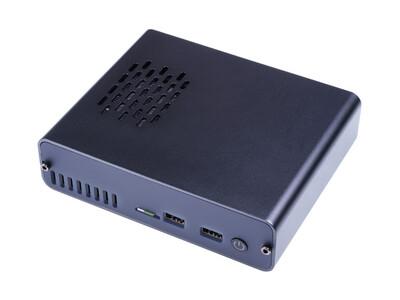 DeskPi V2 Pro Premium Raspberry Pi4 Case.