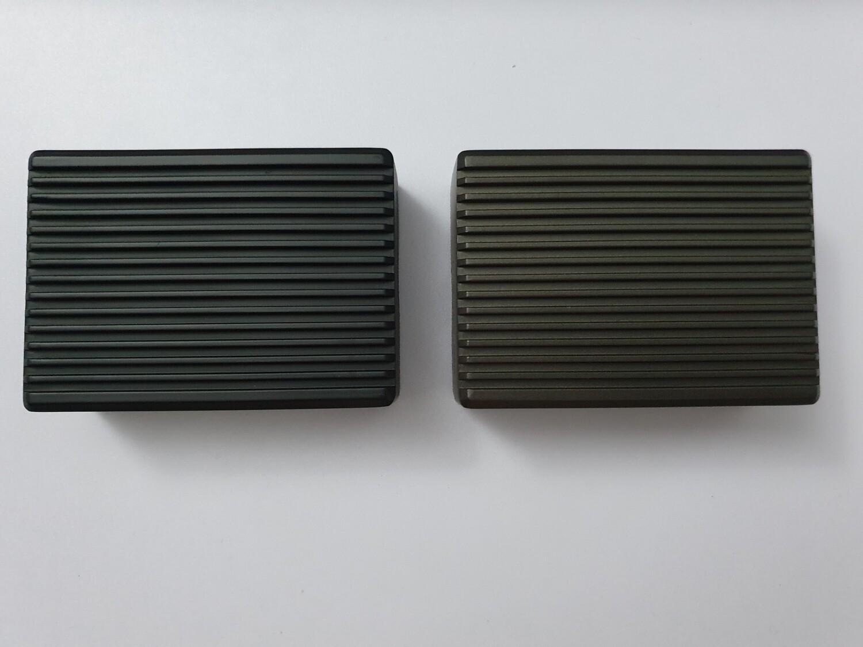 Aluminium Silent Passive Cooling Case - Raspberry Pi 4