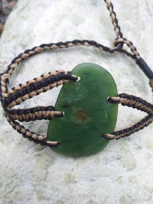 Kawakawa Jade Bracelet
