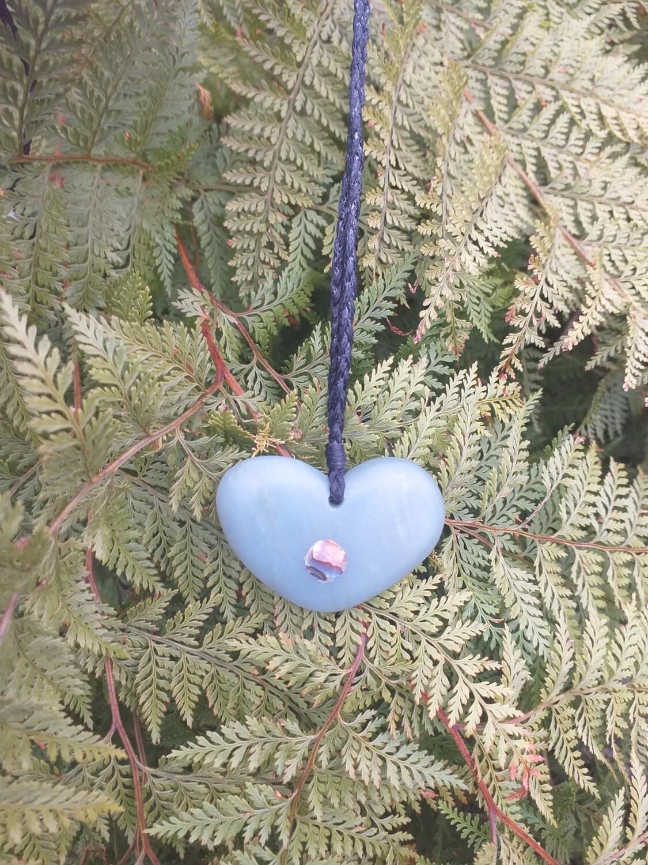 Inanga Heart Pendant