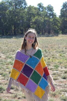 THE POLLY PONCHO