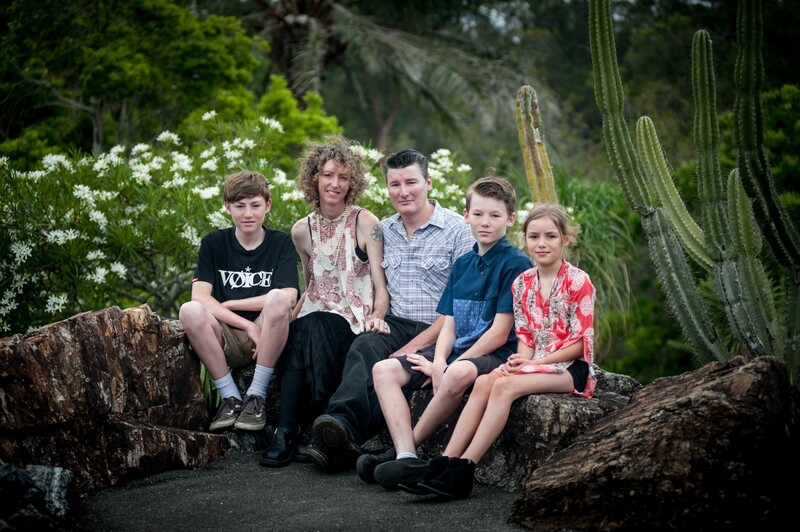 Stanthorpe Family Portraits