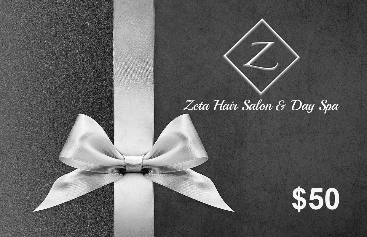 $50 Emailed Gift Certificate