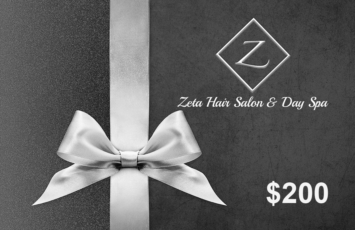 $200 Emailed Gift Certificate