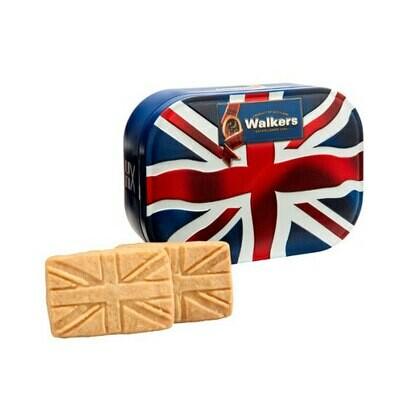 Union Jack Tin