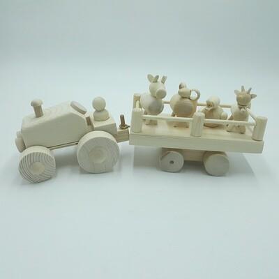 Farm Tractor Set