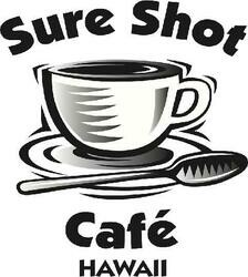 Sure Shot Cafe Hawaii Online Store