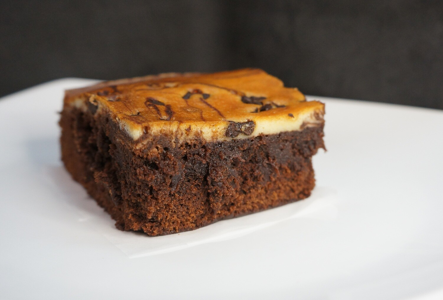 PASTRY - Cream Cheese Brownie