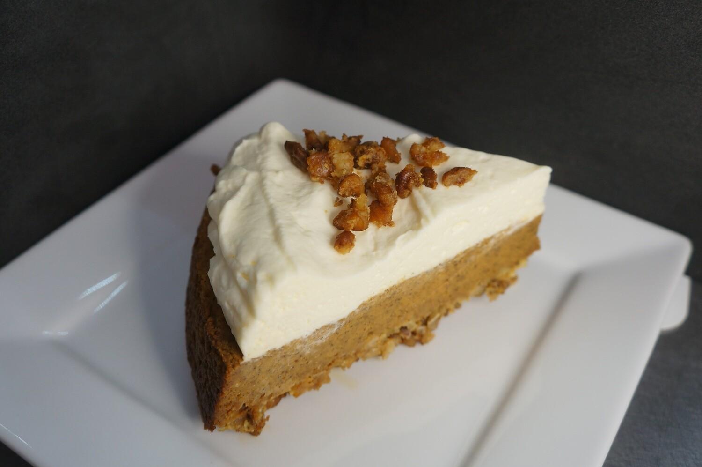 CAKE - Pumpkin Crunch Slice