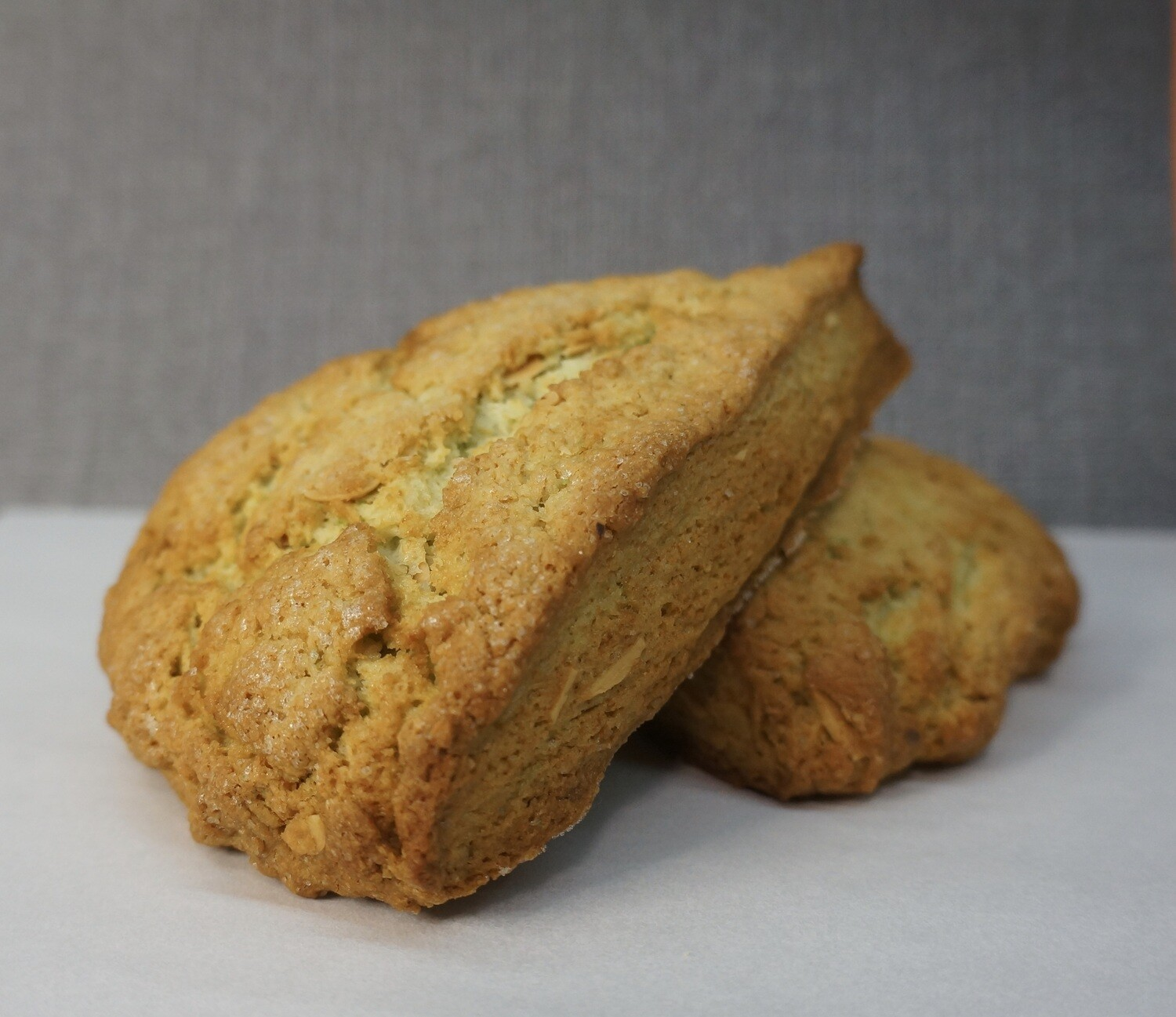 PASTRY - Pistachio Almond Scone - 6 count *12hrs preorder required