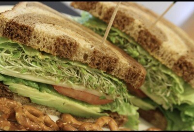 SANDWICHES - Veggie Sandwich
