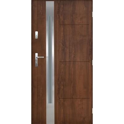 Ulazna vrata SONATA 03 orah