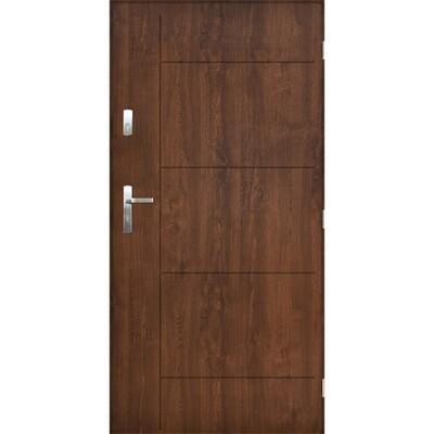 Ulazna vrata SWING orah