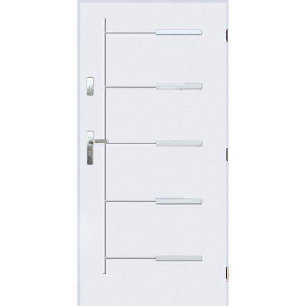 Ulazna vrata KANKAN bijela