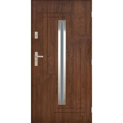 Ulazna vrata WENUS 01 orah