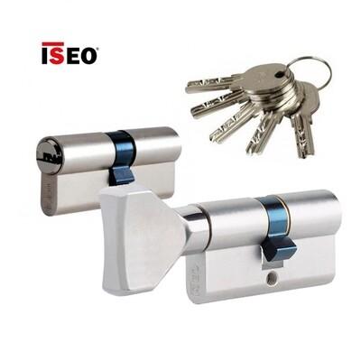 Cilindri ISEO R6 30/50 gumb u master sustavu jednog ključa