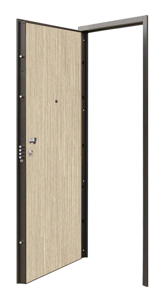 Protuprovalna vrata PORTRISA | model EURO START
