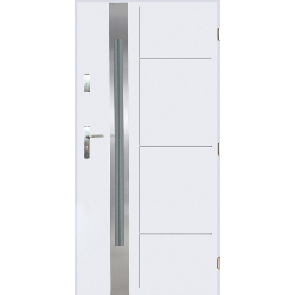 Ulazna vrata SONATA 03 bijela