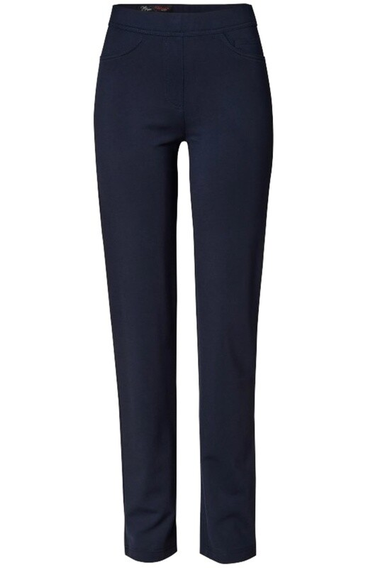 Toni Fashion Broek blauw