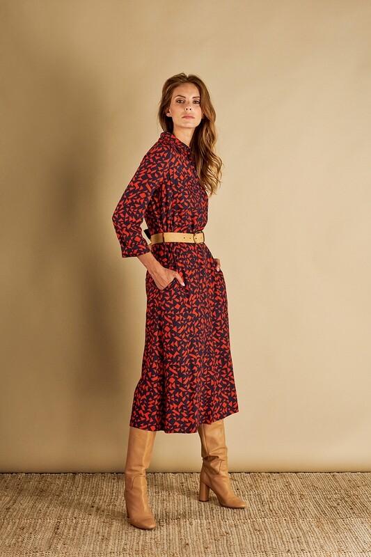 Marie Mero Kleed print