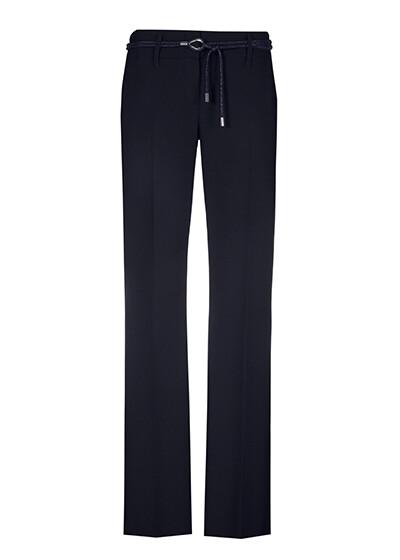Caroline biss broek blauw