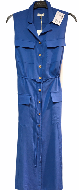 Accent kleed blauw