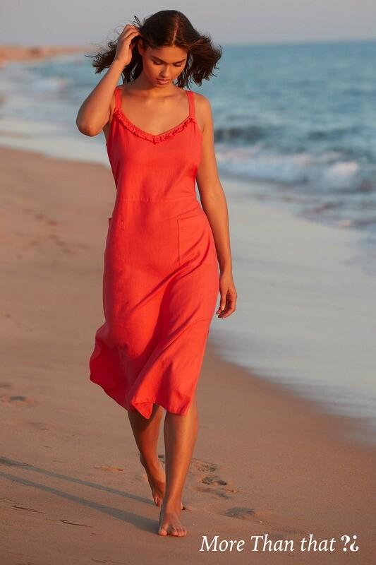More than That bain de soleil koraal