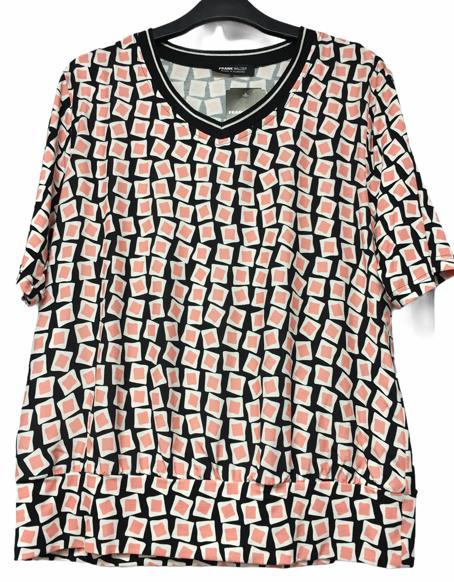 Frank walder T-shirt print