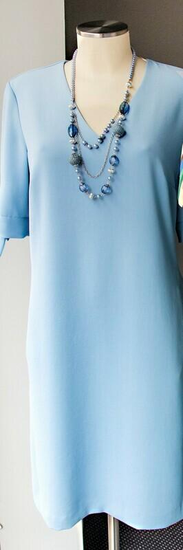 Mayerline kleed blauw