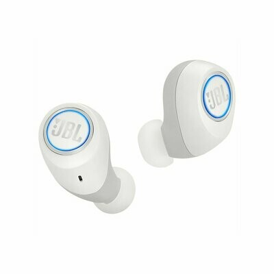 Audífonos Bluetooth Jbl Free Blancos Originales - JBL