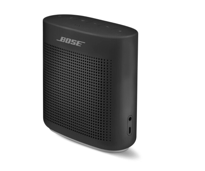 Parlante Bose Soundlink Color II, Color Negro