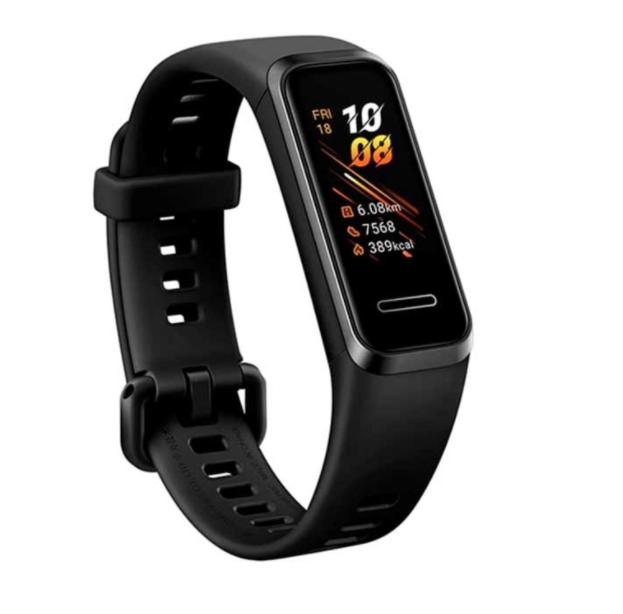 Smartwatch Huawei Band 4, Negro