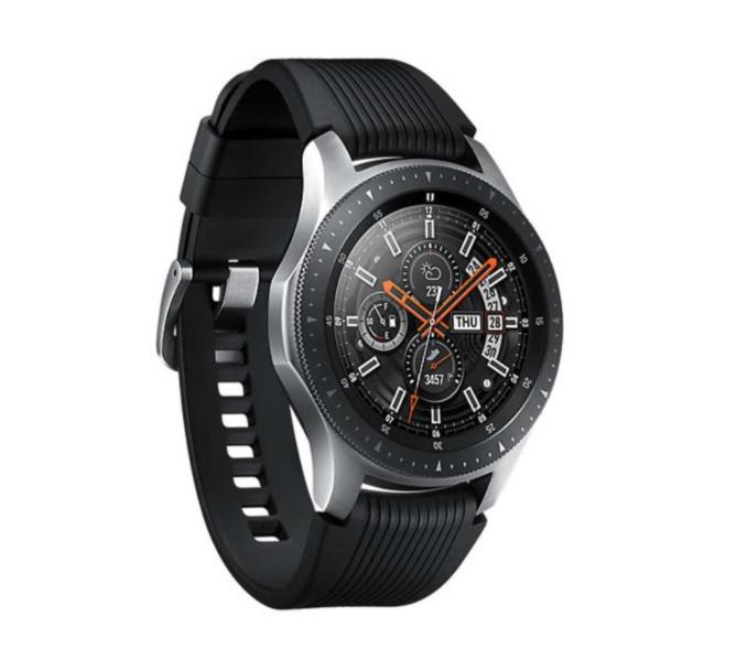 Samsung Galaxy Watch 46 mm - Plateado
