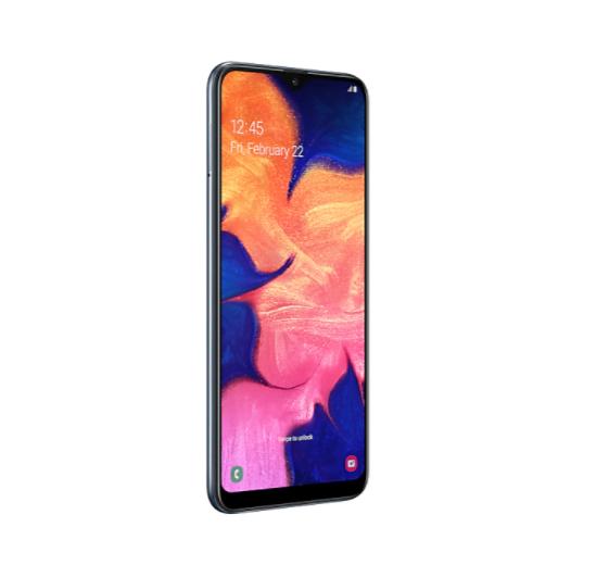 Smartphone Samsung Galaxy A10 Negro