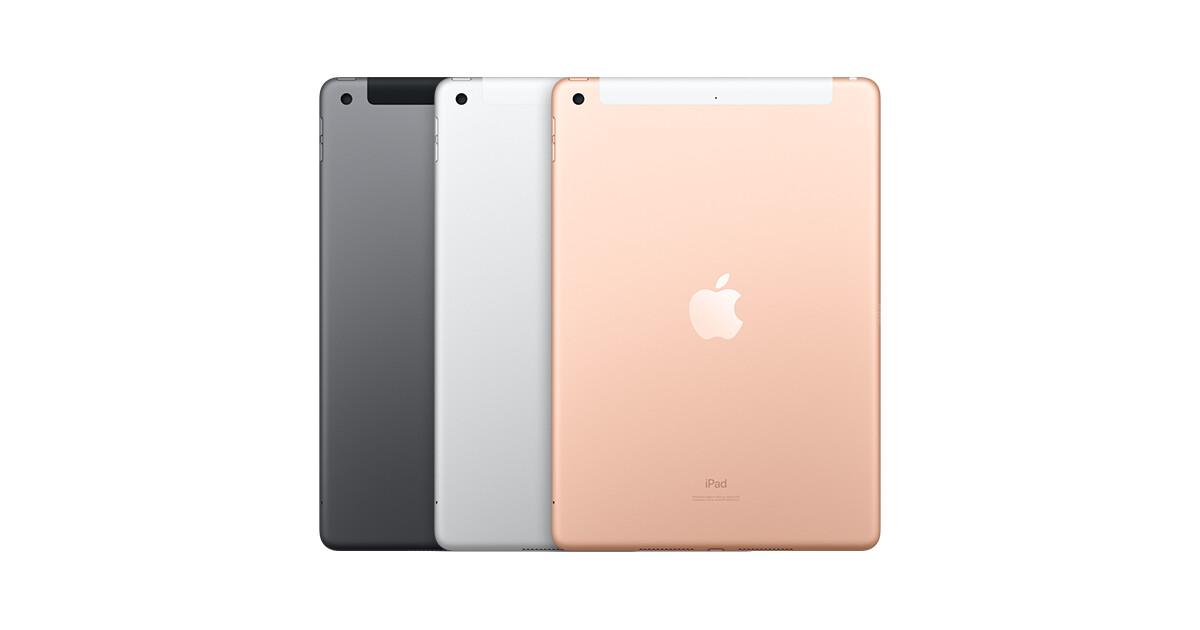 """iPad 7ma Generación 10,2"""" Pulgadas 32 GB Wi-Fi - Color Silver"""