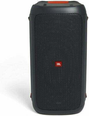 JBL PartyBox 100 - Sistema de audio inalámbrico portátil con Bluetooth