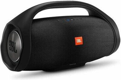 JBL Boombox - Altavoz portátil inalámbrico Bluetooth  Negro