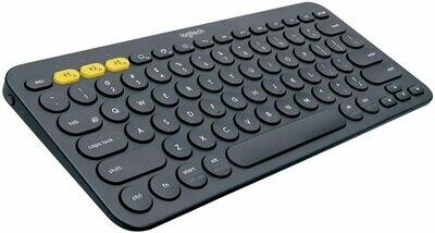 Teclado Logitech K380 79-key inalámbrico