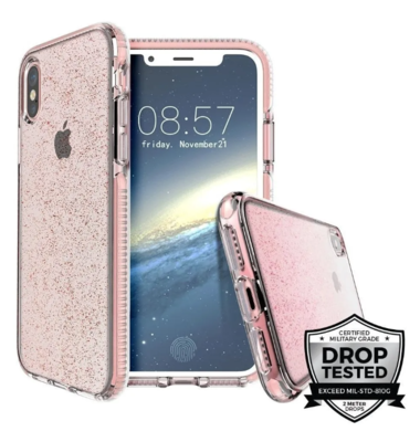 Prodigee Super Star iPhone XS Max - Color Rosa