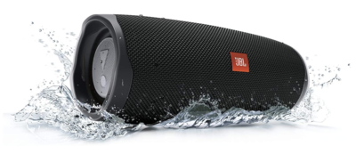 JBL Charge 4 - Altavoz portátil con Bluetooth inalámbrico, Color Negro