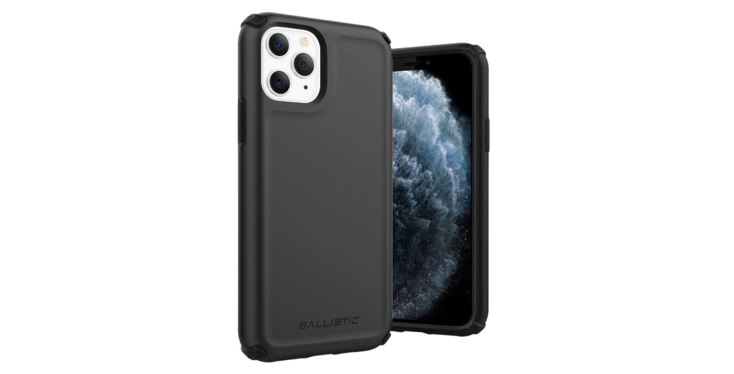 Case Ballistic Urbanite Series iPhone 11 Pro Max 6.5, Negro