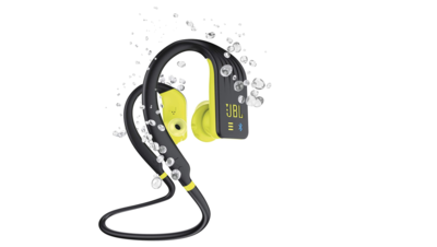 JBL Endurance Dive - Auriculares deportivos In-Ear - Color Negro,