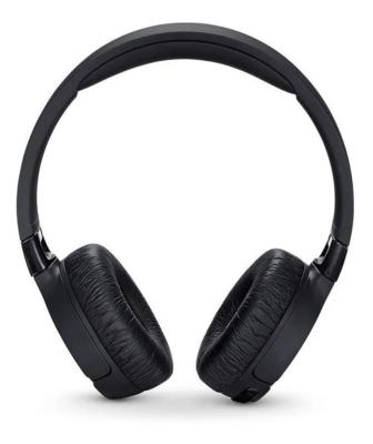 Audífonos Jbl T600 Bluetooth On-ear Noise-cancel Negro