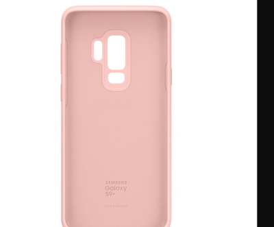Samsung Silicon Cover, S9+
